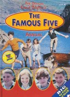 englisches 'The Official Famous Five Annual' (96er TV-Serie)