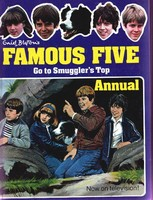 'Famous Five Annual - Go to Smuggler's Top' - Purnell-Verlag 19xx
