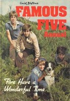 'Famous Five Annual - Five have a wonderful time' - Purnell-Verlag 19xx