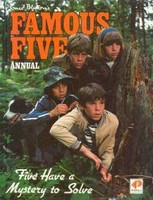 'Famous Five Annual - Five have a Mystery to solve' - Purnell-Verlag 19xx