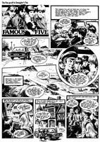 Look-In-Comic Jahrgang 1978 No 8 Seite 1