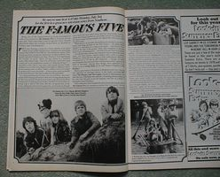 Scan 'The Famous Five' (Look-in)