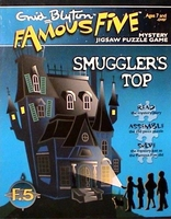 englisches Puzzle: Smuggler's Top
