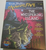 englisches Puzzle: The Whispering Island